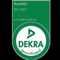 Dekra Iso9001 Gecertificeerd